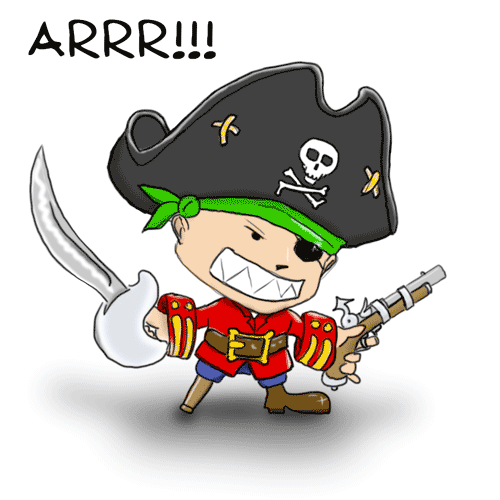 ARRR!!!