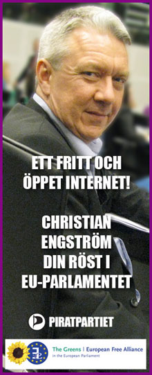 Christian Engstrm, din rst i EU