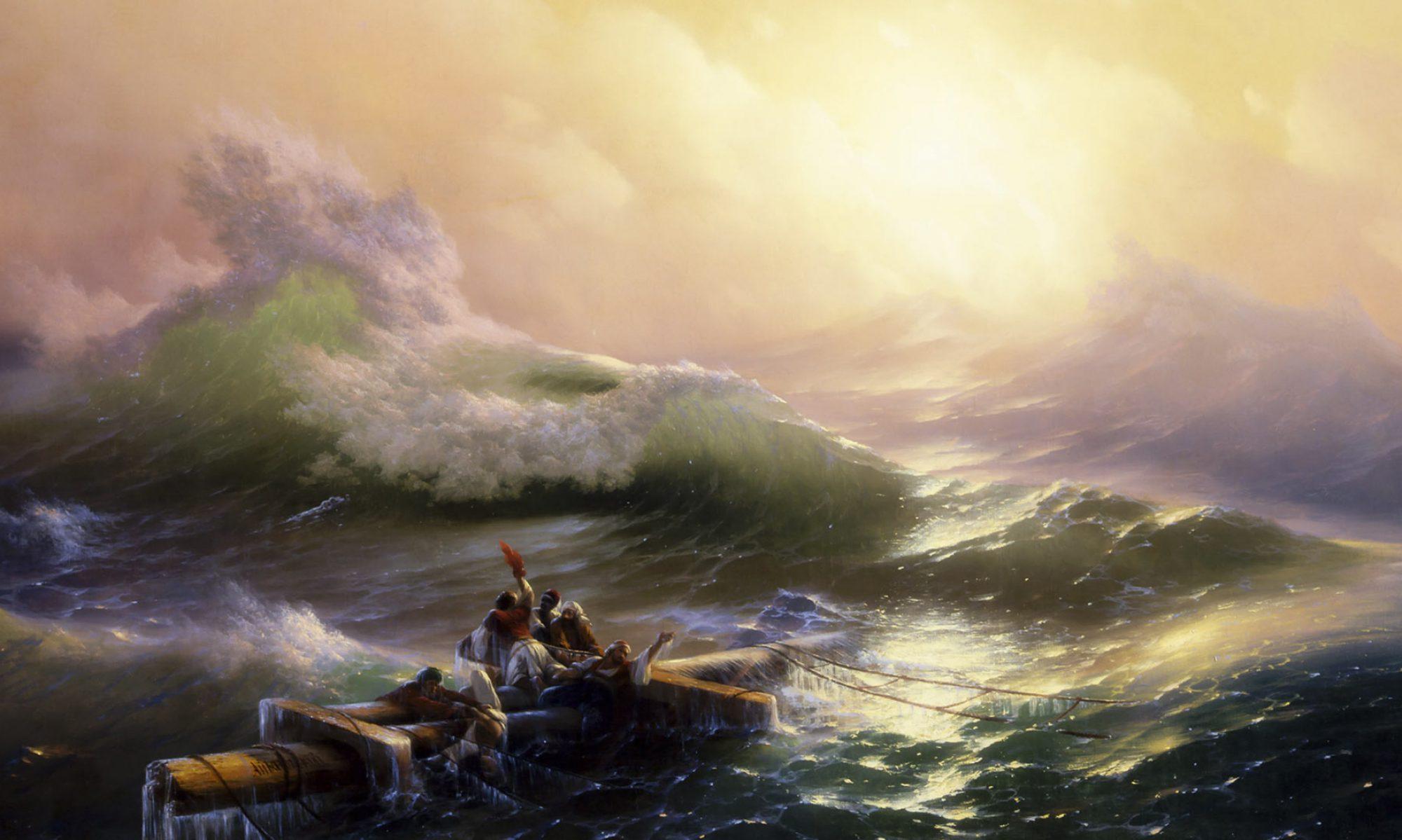 Sagor från livbåten